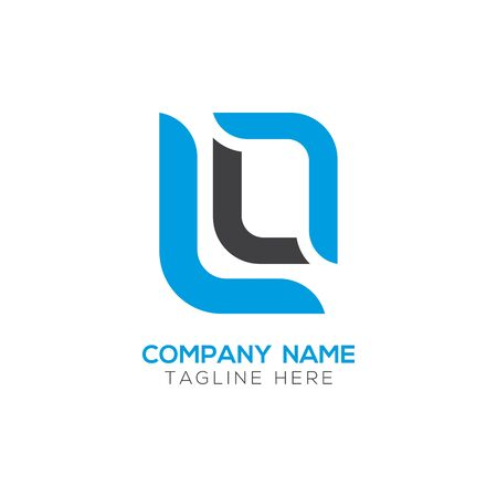 Initial LO letter Business Logo Design vector Template. Abstract Letter LO logo Design