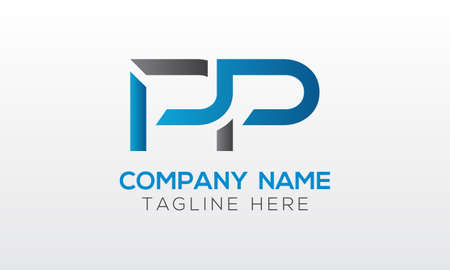 Initial PP Letter Logo With Creative Modern Business Typography Vector Template. Creative Letter PP Logo Vector.
