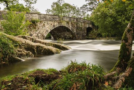 The Bridge at Chester's in Ambleside, Cumbria in the Lake District, United Kingdom