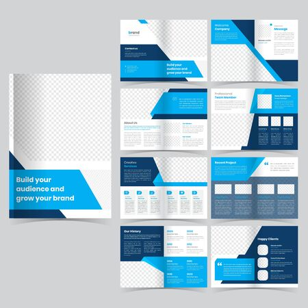 16 Business Brochure Template