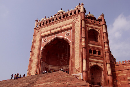fatehpur: Buland Darwaza, Fatehpur Sikri, Agra