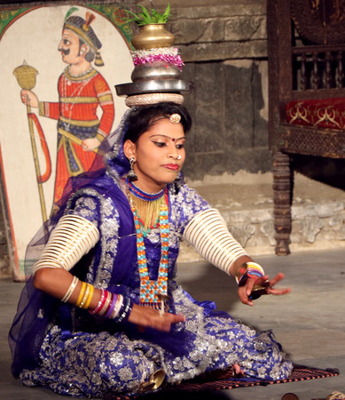 guise: A Form of Rajasthani Dance