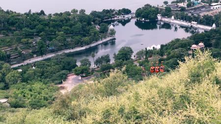 jag: A Panoramic View of Udaipur Lake City