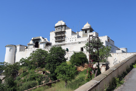 monsoon clouds: The Monsoon Palace, formerly known as the Sajjan Garh Palace, is a hilltop palatial residence in the Udaipur city, Rajasthan. It is named as Sajjangarh after Maharana Sajjan Singh 18741884 of the Mewar Dynasty, who built Sajjangarh Fort in 1884.