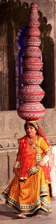 show folk: Chari Folk Dance of Rajasthan