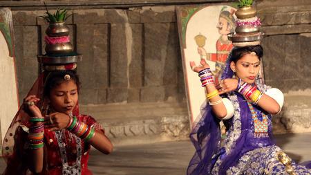 show folk: Rai Folk Dance of Rajasthan