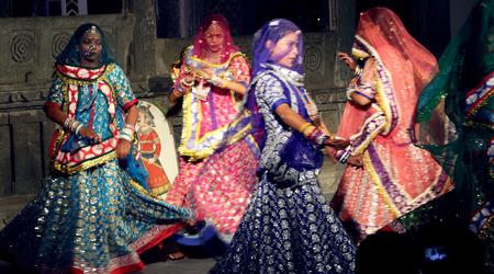 rajasthani: A Form of Rajasthani Dance