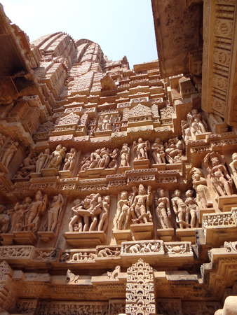 mp: Khajuraho Temples are among the most beautiful medieval monuments in India. These temples were built by the Chandella ruler between AD 900 and 1130. Khajuraho is known for its ornate temples that are spectacular piece of human imagination, artistic creati
