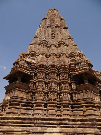 khajuraho: Khajuraho Temples are among the most beautiful medieval monuments in India. These temples were built by the Chandella ruler between AD 900 and 1130.