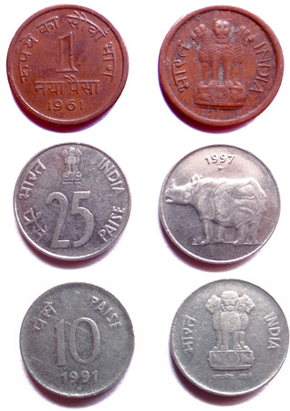 oude munten: Indian Old Coins