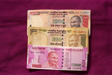 India has banned old 500 and 1000 rupee notes from circulation on midnight 8 November, 2016 and launched 500 and 2000 rupee new currency notes.