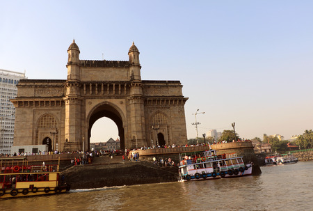 archways: Built during the British rule Gateway of India is synonymous with Mumbai & the starting point for most tourists who want to explore the city.