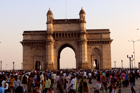 maharashtra: Built during the British rule Gateway of India is synonymous with Mumbai & the starting point for most tourists who want to explore the city.