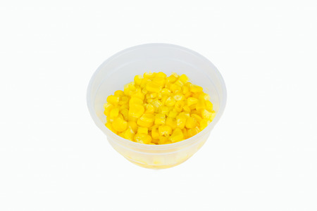 buttered: Buttered corn good healthy
