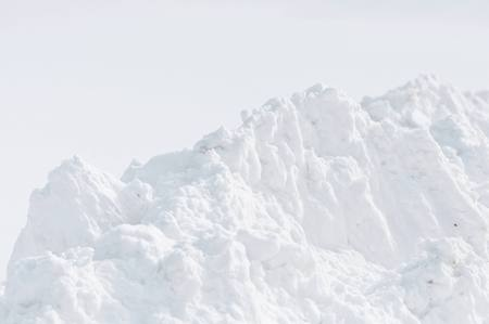 structure: snow structure