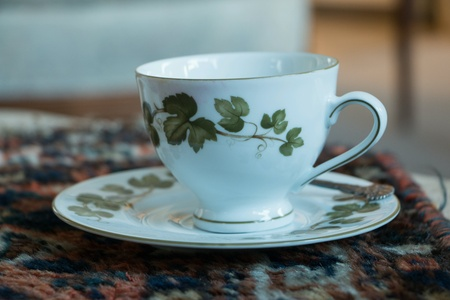 tabel: Cup of tea