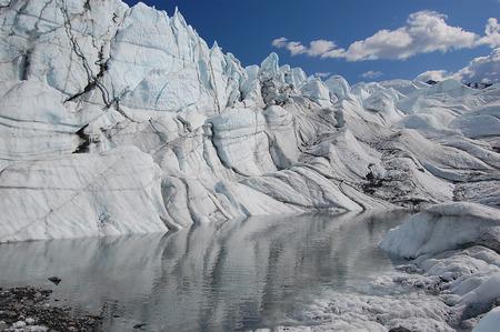 alaska: Matanuska Glacier, Alaska