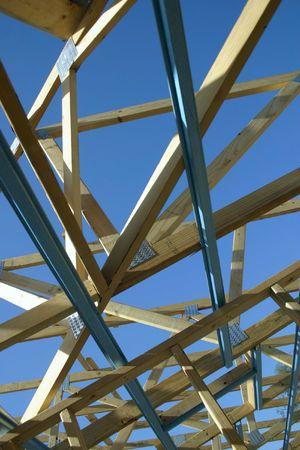 new house frame