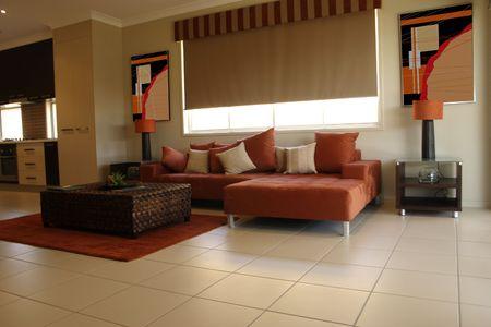 home furnishings: Feng Shui home Stock Photo