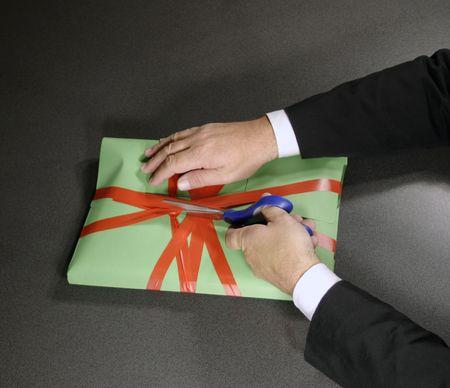 cutting through: cutting through red tape left hand