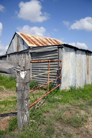 outback shack