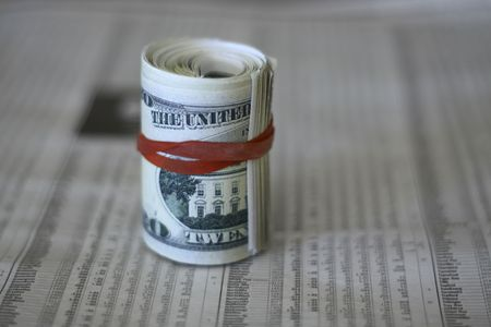 cash investing in stock market