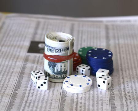 money and gambling