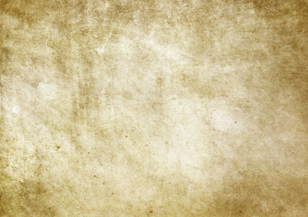Aged paper background. Natural old paper texture for the design.