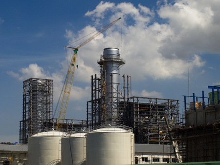 nonthaburi province: The North Bangkok Combined Cycle Gas-Fired Power Plant CCGP is located in Bang Kurai district in the Nonthaburi province of Thailand. Editorial