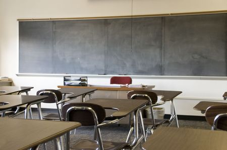 School Class Room Stock Photo - 2256342
