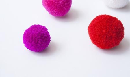 knitting wool balls Stock Photo - 10959276