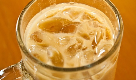 iced coffee photo