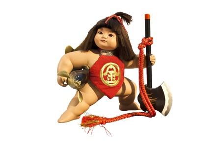 kintaro doll