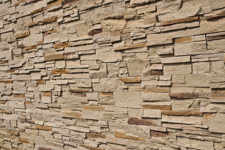 A Pattern Of Brick Wall In Side View Stock Photo Picture And Royalty Free Image 12447182