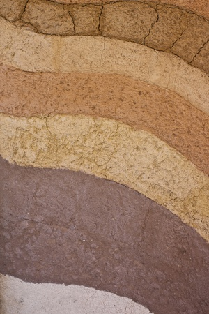 clay: soil colour and textures