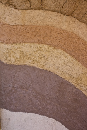 soil colour and textures photo