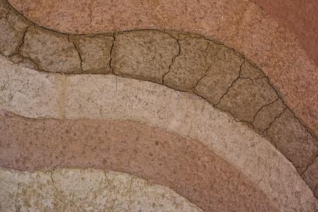 soil colour and textures Stock Photo - 12447199