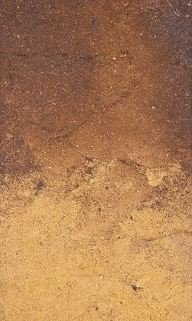 soil colour and textures