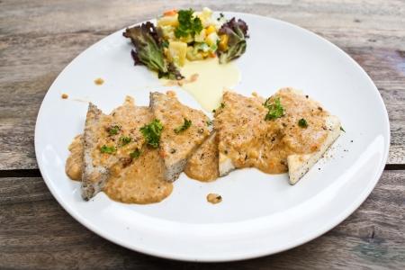 vegetarian steak in thailand made of tofu  bean curd