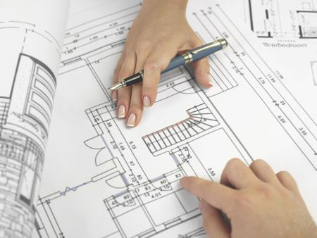 Blueprints series Stock Photo - 2240362