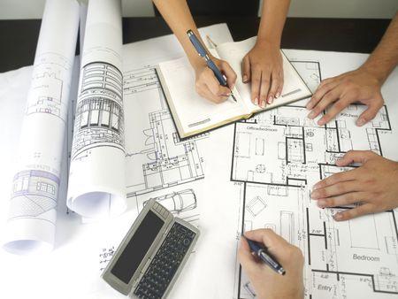 Blueprints series photo