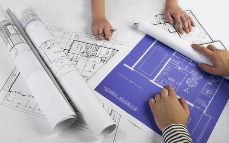 Blueprints series Stock Photo - 2240367