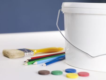 Paint series Stock Photo - 2240536