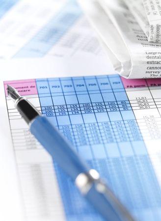 Finances Stock Photo - 2281128