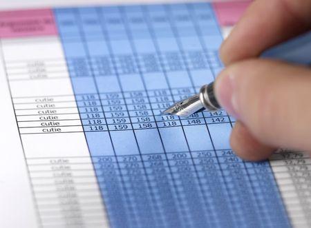 Finances Stock Photo - 2281118