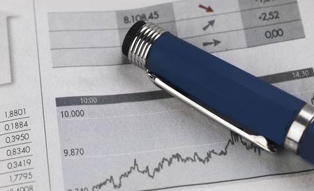 Finances Stock Photo - 2281132