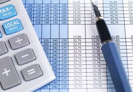Finances Stock Photo - 2281148