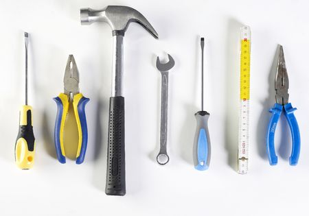 Tools Stock Photo - 2281173
