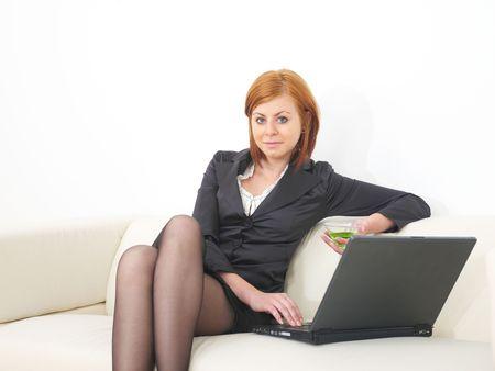 Business woman Stock Photo - 2286865