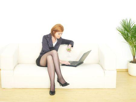 Business woman Stock Photo - 2286873